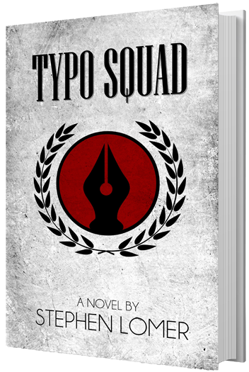 Typo Squad by Stephen Lomer